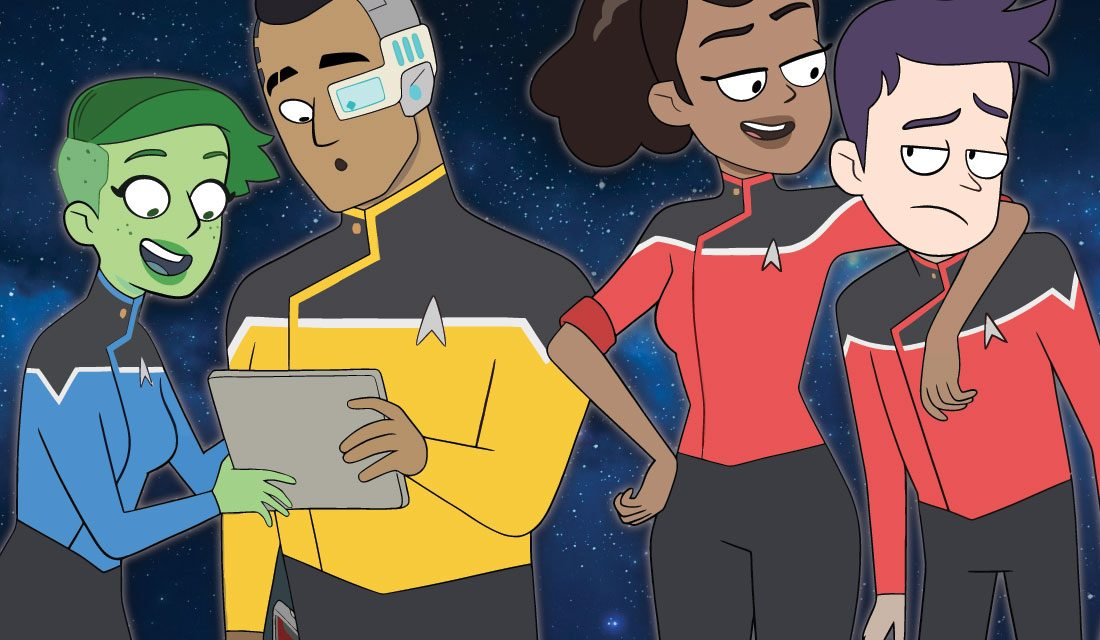 Star Trek: Lower Decks Finally Announces Release Date